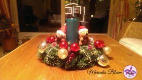 Beren Kerststuk
